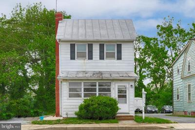 Chestertown Single Family Home For Sale: 807 High Street