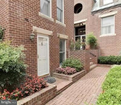 Alexandria Townhouse For Sale: 116 Union Street