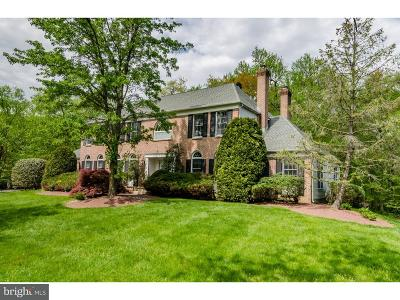 Princeton Junction Single Family Home For Sale: 4 Jarrett Court