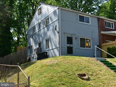 Suitland Townhouse For Sale: 2225 Gaylord Drive