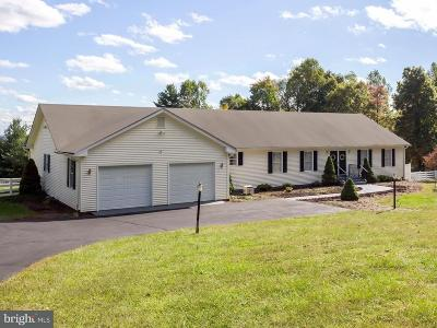 Madison County Single Family Home For Sale: 493 Courthouse Mountain Road