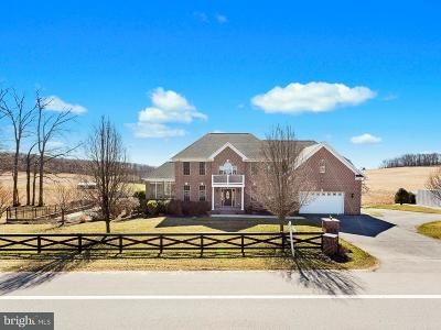Carroll County Single Family Home For Sale: 2627 Hampstead Mexico Road