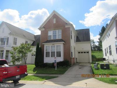 Odenton Single Family Home For Sale: 1896 Scaffold Way
