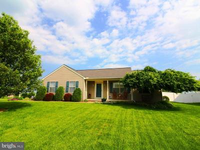Dover Single Family Home Under Contract: 3807 Natalie Lane