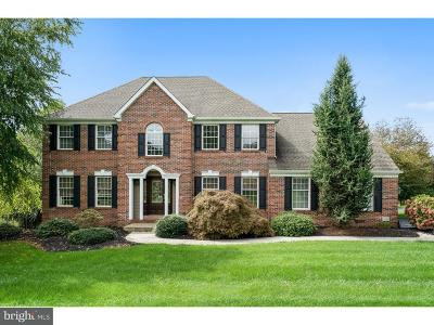 Doylestown Single Family Home For Sale: 4965 Gloucester Drive