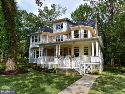 Alexandria Single Family Home For Sale: 402 Princeton Boulevard