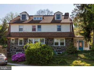 Merion Station Single Family Home For Sale: 622 S Highland Avenue