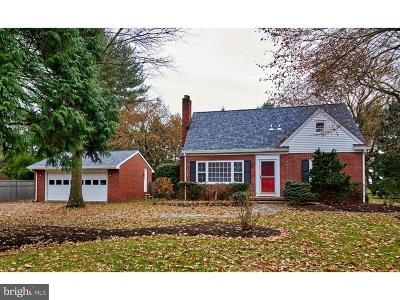 Princeton Junction Single Family Home For Sale: 529 Village Rd W