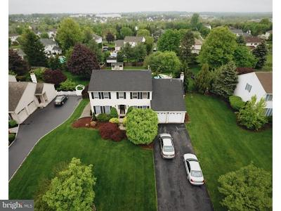 North Wales Single Family Home Under Contract: 111 Gwynmont Drive