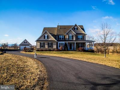 Frederick County Single Family Home For Sale: 191 Hockman Court
