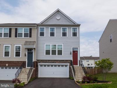 Woodbridge Townhouse For Sale: 16660 Bolling Brook Court