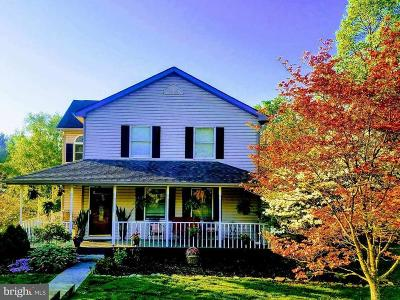 Frederick County Single Family Home For Sale: 408 Sunset Circle