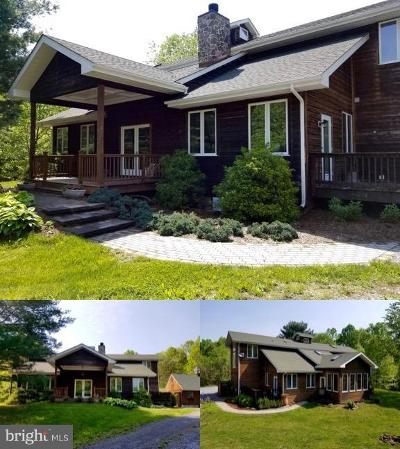 Hedgesville Single Family Home For Sale: 120 Potter Road