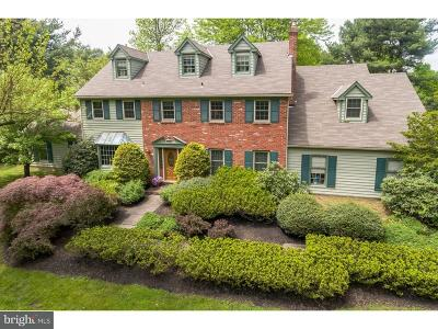 Doylestown Single Family Home For Sale: 5262 Winfield Place