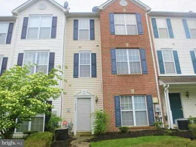 Bowie MD Townhouse For Sale: $249,900