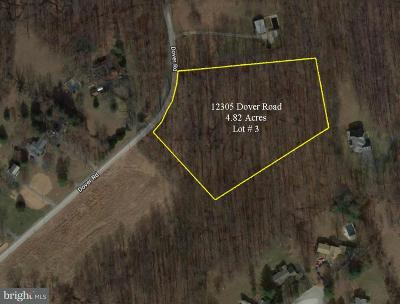 Residential Lots & Land For Sale: 12305 Dover