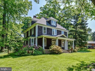 Pikesville Single Family Home For Sale: 225 Sudbrook Lane