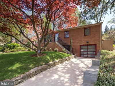 Washington Single Family Home For Sale: 2939 Arizona Avenue NW