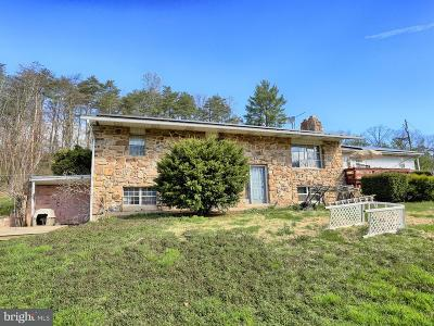 Single Family Home For Sale: 4020 Mannsville Road
