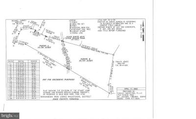 Page County Residential Lots & Land For Sale: Lucas Hollow Road