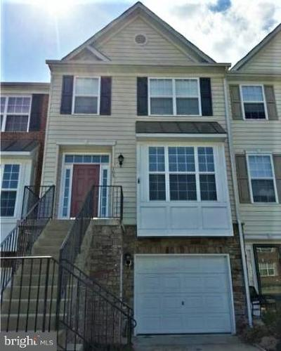Stafford Townhouse For Sale: 103 Sandpiper Terrace