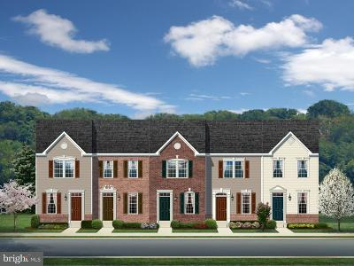 Fredericksburg Townhouse For Sale: Rolling Valley Drive