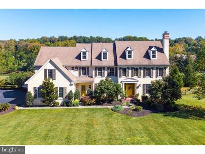 Phoenixville Single Family Home For Sale: 101 Diamond Rock Road