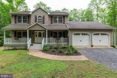 Rappahannock County Single Family Home For Sale: 98 Richmond Road