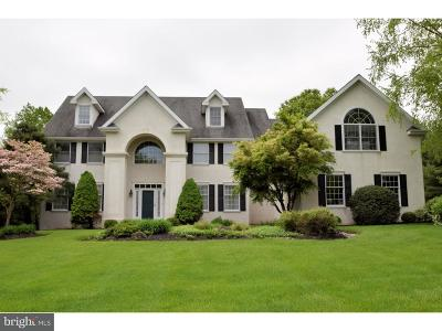 Lansdale Single Family Home For Sale: 2105 Country View Lane