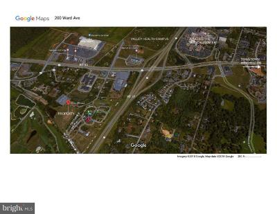 Frederick County Residential Lots & Land For Sale: 200 Ward Avenue
