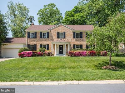 Bethesda Single Family Home Active Under Contract: 6500 Kenhill Road