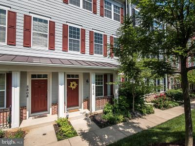 Ellicott City MD Townhouse For Sale: $445,000