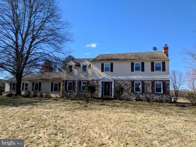New Hope Single Family Home For Sale: 2 Cornwell Drive