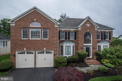Rockville MD Single Family Home For Sale: $1,179,000