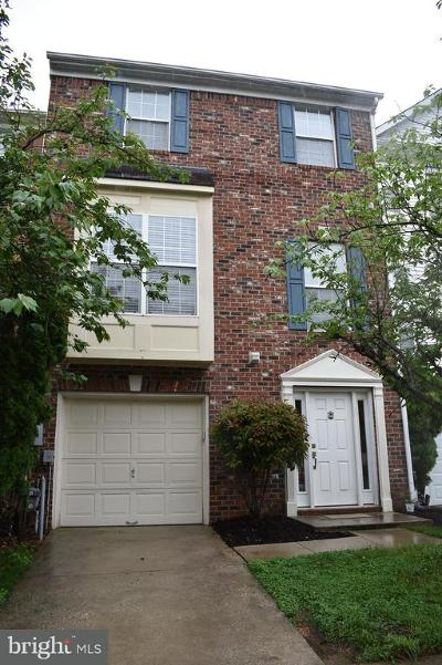 Odenton Townhouse For Sale: 2722 Summers Ridge Drive