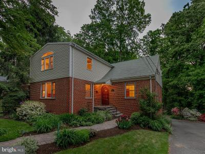 Silver Spring Single Family Home For Sale: 9213 Wendell Street