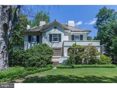 Princeton Single Family Home For Sale: 107 Library Place