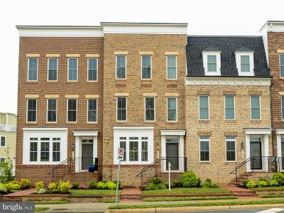 Fairfax Townhouse For Sale: 11375 Ridgeline Road