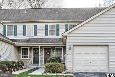 Middletown Townhouse For Sale: 1760 Lakeside Drive