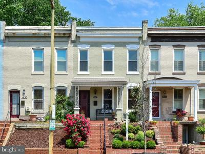 Washington DC Townhouse For Sale: $734,000