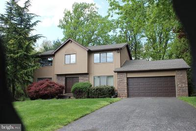Owings Mills Single Family Home For Sale: 6 Spruce Court
