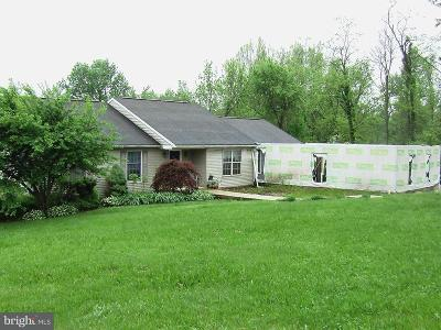 Camp Hill, Mechanicsburg Single Family Home For Sale: 113 Andersontown Road