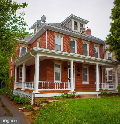 Hagerstown Single Family Home For Sale: 1208 Virginia Avenue