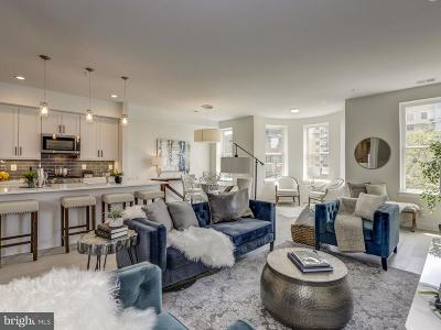 Shaw Townhouse For Sale: 475 New York Avenue NW #PENTHOUS