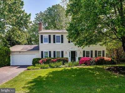 Olney Single Family Home Active Under Contract: 18107 Queen Elizabeth Drive