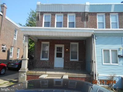 Wissinoming Single Family Home For Sale: 6035 Montague Street