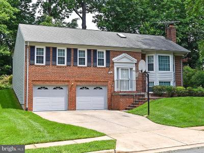Springfield Single Family Home For Sale: 7787 Tangier Drive