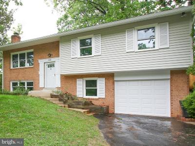 Springfield Single Family Home For Sale: 7220 Briarcliff Drive