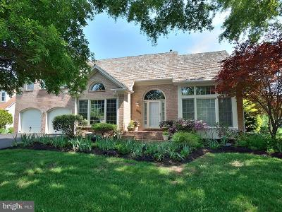 Centreville Single Family Home Active Under Contract: 15413 Eagle Tavern Lane