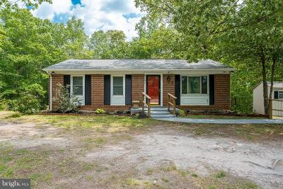 Spotsylvania Single Family Home For Sale: 6157 Lawyers Road